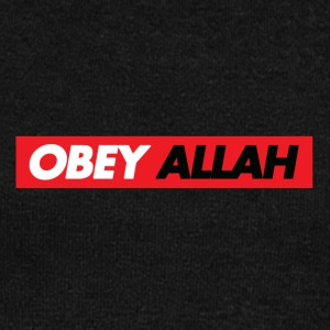 Obey Allah T-Shirt - Women's Wideneck Sweatshirt