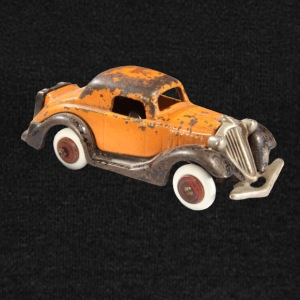 RUSTY TOY CAR - Women's Wideneck Sweatshirt