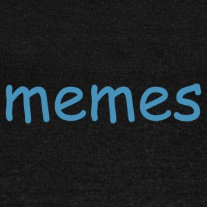 Memes Comic Sans Design - Women's Wideneck Sweatshirt