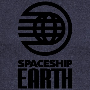 SPACESHIP EARTH - Women's Wideneck Sweatshirt