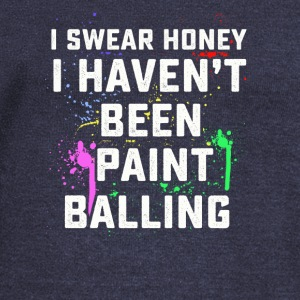 This is my paintball shirt - Women's Wideneck Sweatshirt