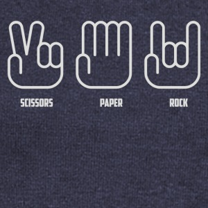 SCISSORS PAPER ROCK - Women's Wideneck Sweatshirt