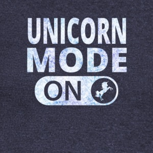 MODE ON UNICORN einhorn - Women's Wideneck Sweatshirt
