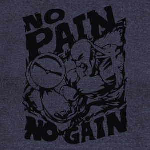 No Pain No Gain - Women's Wideneck Sweatshirt