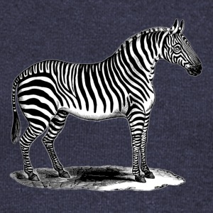 Zebra - Women's Wideneck Sweatshirt