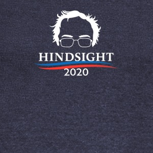 Hindsight 2020 Bernie Sanders for President - Women's Wideneck Sweatshirt