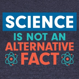 Science is not an alternative fact - Women's Wideneck Sweatshirt