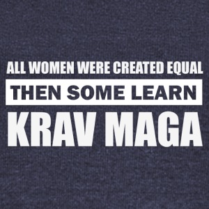 krav maga design - Women's Wideneck Sweatshirt