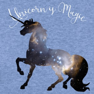 unicorn-universum Girl magic mystic Dream pink - Women's Wideneck Sweatshirt