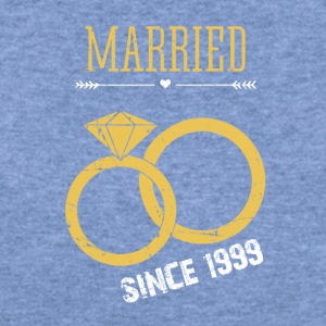 Married since 1999 - Women's Wideneck Sweatshirt