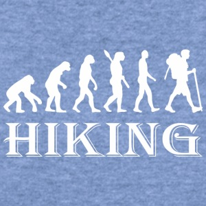 Evolution Hike Hiking - Women's Wideneck Sweatshirt