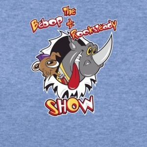 The Bebop and Rocksteady Show - Women's Wideneck Sweatshirt
