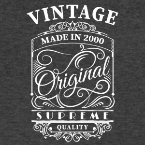 Vintage made in 2000 - Men's V-Neck T-Shirt by Canvas