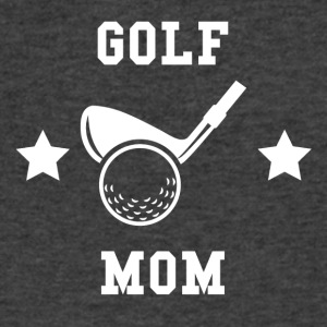 Golf Mom - Men's V-Neck T-Shirt by Canvas