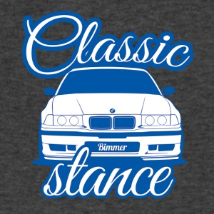 bmw classic stance - Men's V-Neck T-Shirt by Canvas