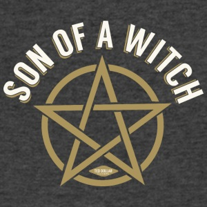 Son of a witch - Men's V-Neck T-Shirt by Canvas