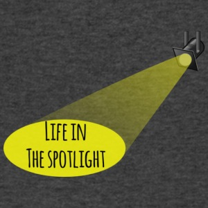 Life In The Spotlight - Men's V-Neck T-Shirt by Canvas