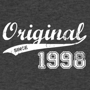 1998 - Men's V-Neck T-Shirt by Canvas