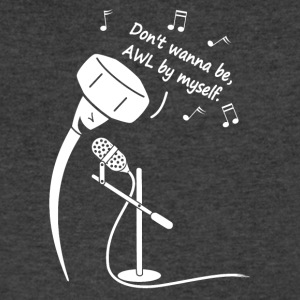Toolbox Karaoke - Men's V-Neck T-Shirt by Canvas