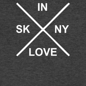 Bon Iver Skinny Love - Men's V-Neck T-Shirt by Canvas