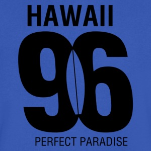 Hawaii 96 perfect paradise - Men's V-Neck T-Shirt by Canvas