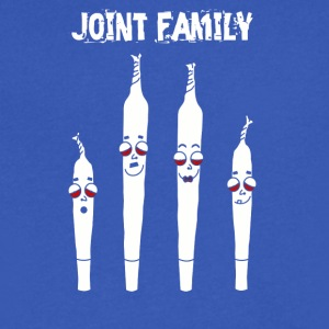 Joint Family - Men's V-Neck T-Shirt by Canvas
