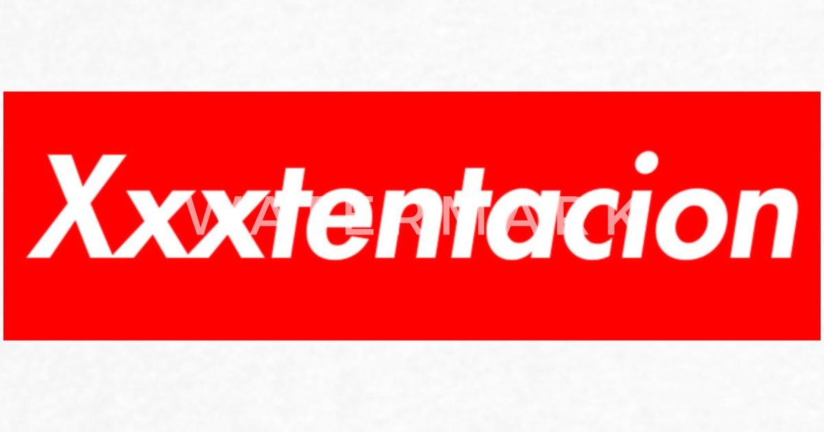 xxxTentacion Supreme Logo by | Spreadshirt