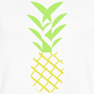 Pineapple flavor - Men's V-Neck T-Shirt by Canvas