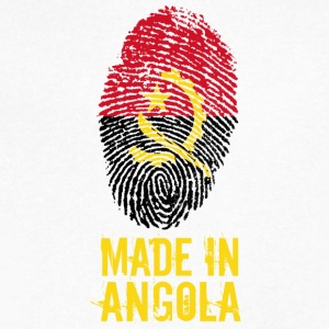 Made In Angola / Ngola - Men's V-Neck T-Shirt by Canvas