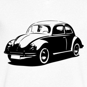 Presenting the one and only Bug - Men's V-Neck T-Shirt by Canvas