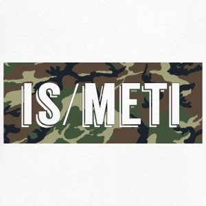 is/meti - Men's V-Neck T-Shirt by Canvas