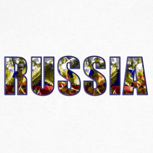 russia 2498870 - Men's V-Neck T-Shirt by Canvas