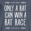 Only A Rat Can Win A Rat Race - Men's V-Neck T-Shirt by Canvas