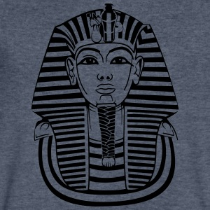 Tutankhamunt - Men's V-Neck T-Shirt by Canvas