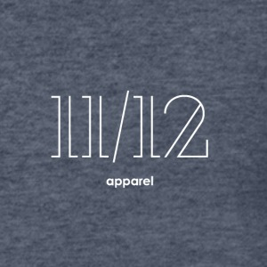 11/12 apparel - Men's V-Neck T-Shirt by Canvas