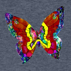 BUTTERFLY NICK MADISON - Men's V-Neck T-Shirt by Canvas