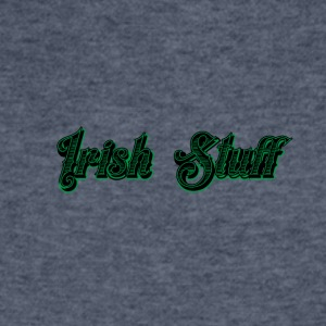irish stuff - Men's V-Neck T-Shirt by Canvas