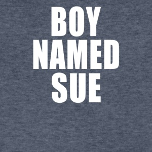 Boy Named Sue - Men's V-Neck T-Shirt by Canvas