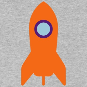 Rocket - Men's V-Neck T-Shirt by Canvas