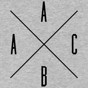 A.C.A.B. - 1312 - All colours are beautiful - Men's V-Neck T-Shirt by Canvas