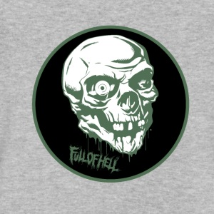 Full Of Hell - Men's V-Neck T-Shirt by Canvas