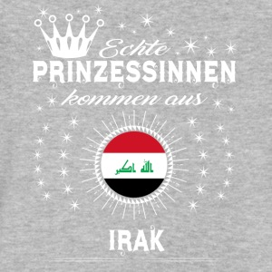 Heimat Prinzessinnen kommen IRAK - Men's V-Neck T-Shirt by Canvas