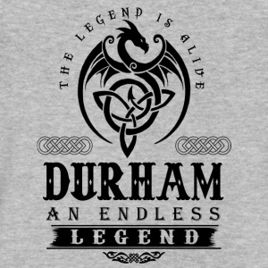 DURHAM - Men's V-Neck T-Shirt by Canvas
