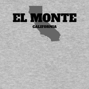 CALIFORNIA EL MONTE US STATE EDITION - Men's V-Neck T-Shirt by Canvas