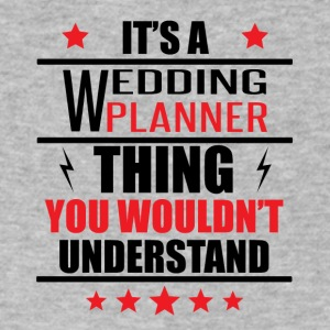 It's A Wedding Planner Thing - Men's V-Neck T-Shirt by Canvas