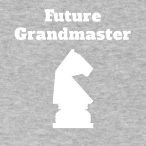 Future Grandmaster - Men's V-Neck T-Shirt by Canvas