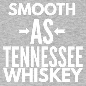 Smooth as Tennessee Whiskey - Men's V-Neck T-Shirt by Canvas