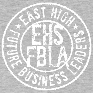 East High - Men's V-Neck T-Shirt by Canvas