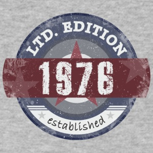 Limited Edition 1976 - Men's V-Neck T-Shirt by Canvas