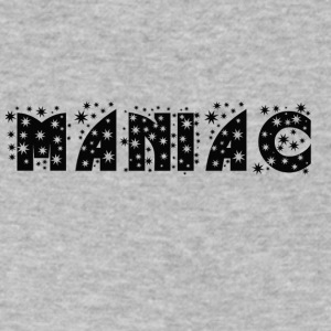 Maniac - Men's V-Neck T-Shirt by Canvas